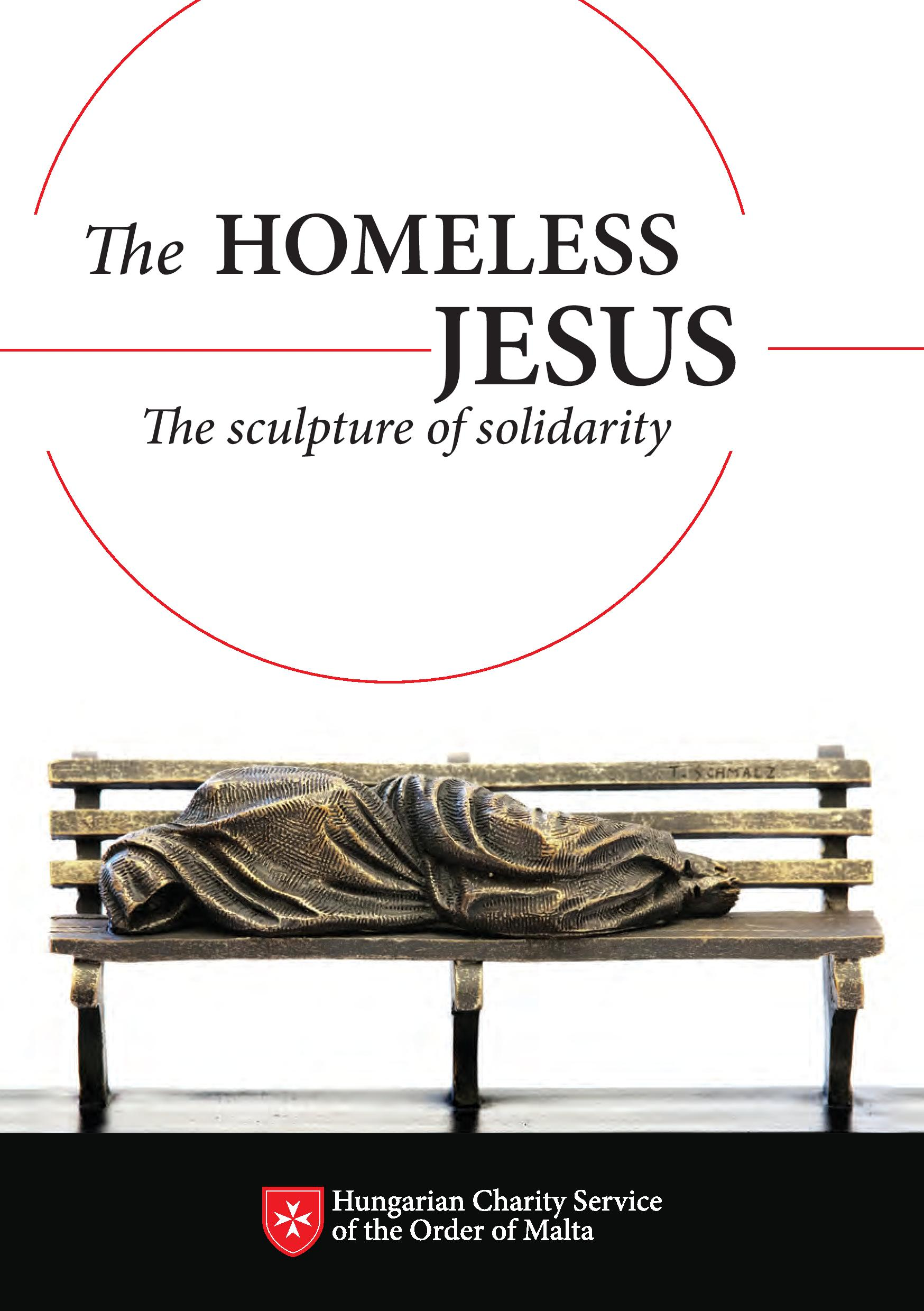 The Homeless Jesus - The sculpture of solidarity - english language book